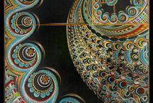 Spiral / σπείρα, spirale, حلزوني ,spirála, kierre, troellog, bíseach, спираль, sarmal