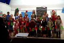 Christmas/holiday school stuff / by Niki Baptiste