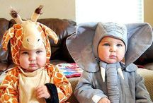 Children's costumes / by Carol Melville