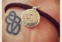 i <3 tattoos / by Molly Mahaffey