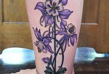 Colombine tattoo ideas