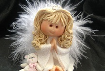 First Communion Cake Toppers