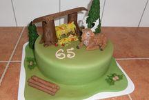 myslivecky dort