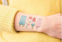 Tatuajes / A base de tintes vegetales. sin toxicos