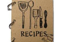 Recipes / by Timothy Dale Whalen Jr.