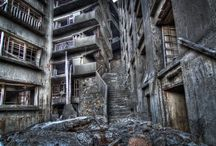 Derelict / Ruins and abandoned structures have always been a fascination of mine.