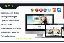 New Free PSD Website Template / It is a developer's dream to get the latest at the same time free PSD templates to come up with the latest trendy website as per the wish of their client. Website PSD templates are the easy way to develop a website with all the necessary features and requirements. Check out these New Free PSD Website Templates added here for your design requirements.