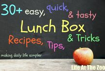 School lunches / by Jeanette Buffolino