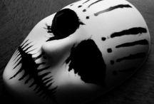 Joy jordison and mask