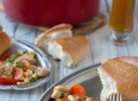 One Pot Meals / Meals you can make in a skillet or Dutch oven on a stove top.  / by Anne-Marie Nichols - This Mama Cooks! On a Diet