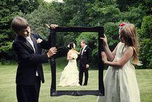 What a concept! / Wedding photo