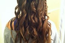 Hair & Beauty (: / by Britnie Brown