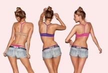 Summer Heartbreaker / Beachside pools, sunny vintage style, pop color on pastels – talk about summer love! / by VSPINK