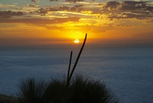 Sunsets on the Heysen Trail