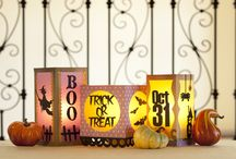 Crafts - Halloween / Craft projects to celebrate Halloween