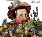 Rabelaisien ou gargantuesque ? / Chinon est la petite patrie de François Rabelais. Alors, gargantuesque ou rabelaisien ?
