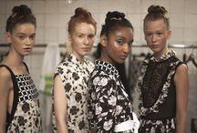 Making of I'M Isola Marras SS16 Fashion Show / BACKSTAGE  Ph. Andrea Baioni / by Antonio Marras