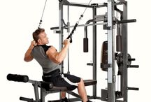 Marcy SM-4008 Smith Machine / Our resident personal trainer and Editor, Luke Keating recently reviewed the Marcy SM-4008 Smith Machine. He rated it his top pick affordable smith cage for home use because it doesn't;t cost a lot of money but it can save you a ton on commercial gym membership. If you have the motivation to do strength training at home and can work by yourself, perhaps as part of an online community then the Marcy SM-4008 is for you. It's a full featured home gym and comes with cables and accessories. Buy it!