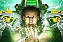 it morfetime Green Rangers