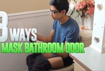 Block Bathroom Odor
