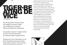 CP project: Chase Public Record / Monthly publication- literature, illustration, promotion