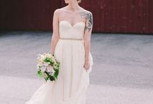 Bridal Gowns / by Candace Sims