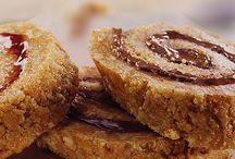 Μπισκότα - Κουλουράκια - Ρολάκια