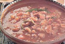 Recetas mexicanas / Frijoles charros