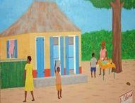 Antoine Obin, born in Cap Haitian (1929-1992)