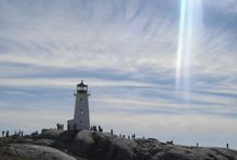 Travel: Eastern US, New England, Canadian Maritimes / Traveling through the Eastern US, New England, and Canadian Maritimes