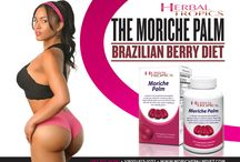 Rosa Acosta (MorichePalm)  / Rosa Acosta keeping her body fit with Moriche Palm Diet.