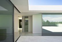 vitrocsa frameless glass sliding doors / Vitrocsa Minimal UK's high performing sliding systems, include doors & windows that have a slim 18mm mullion, which can be specified with double or triple glazed units making it one of the highest performing products on the market, meeting all European performance standards.