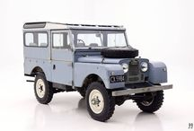 Land Rover Series I 86""