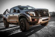 4WD Nissa &Truck