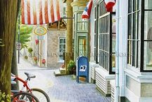 Back to Nantucket  / by Julie Carey