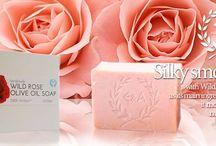 Natural high quality Greek olive oil soap