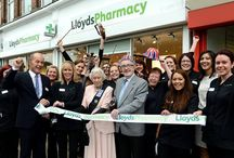 Reinventing Health  / The opening of our brand new community pharmacy stores.