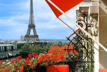 Romantic Places / Places in the world that epitomize romance