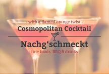 Cocktails & drinks / Cocktail & drink Rezepte von nachgschmeckt.de