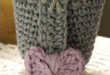 cup cozy crochet