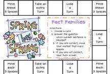 fact family activities