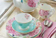 Lovely tea cups