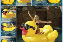 RIDE ON INFLATABLE TOYS