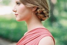 hairstyles for special occasions / by Stacy Decker