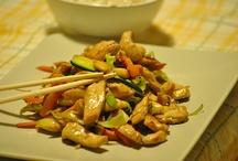 menù orientale
