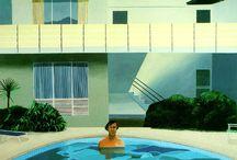 David Hockney / I like his style