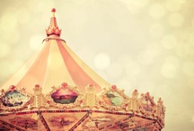C for Carrousel