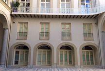 """Palazzo Lampedusa / Conoscete il """"Palazzo Lampedusa""""? Fu la casa dove crebbe e visse il celebre scrittore Giuseppe Tomasi di Lampedusa, autore del """"Gattopardo"""". Pavanello Serramenti ha partecipato ai lavori di restauro contribuendo al rinnovo dell'intero palazzo."""