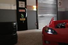 Dyl's Garage room