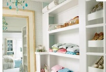 Cool closets / by Debbie McFarland
